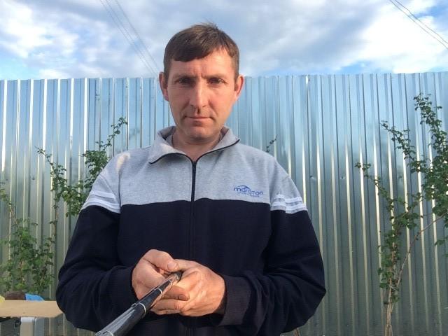 Рафаил, Россия, Талдом, 44 года