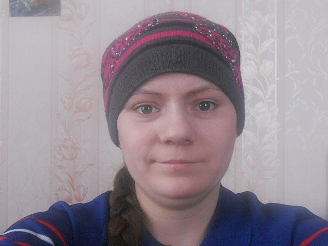 Ксюша Кузьмина, Россия, Щёлково, 34 года