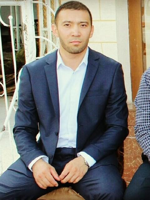 Исмаил, Россия, Химки, 33 года
