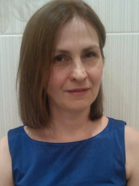 Елена, Россия, Электросталь, 46 лет