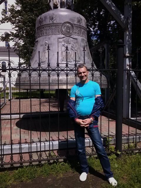 Сергей Лукьянов, Россия, Иваново, 52 года