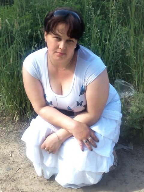 Инна, Россия, Камешково, 41 год