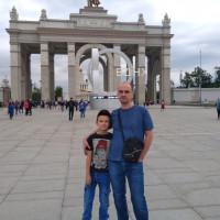 Владимир, Россия, МО, 46 лет