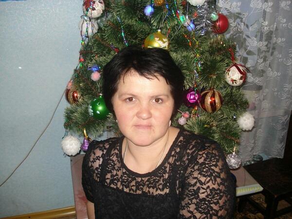 Надежда, Россия, Чернушка, 39 лет