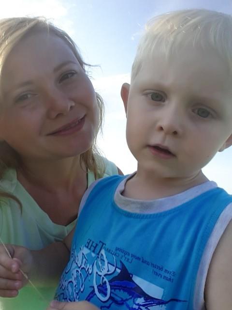 Вера, Россия, Борисоглебск, 33 года