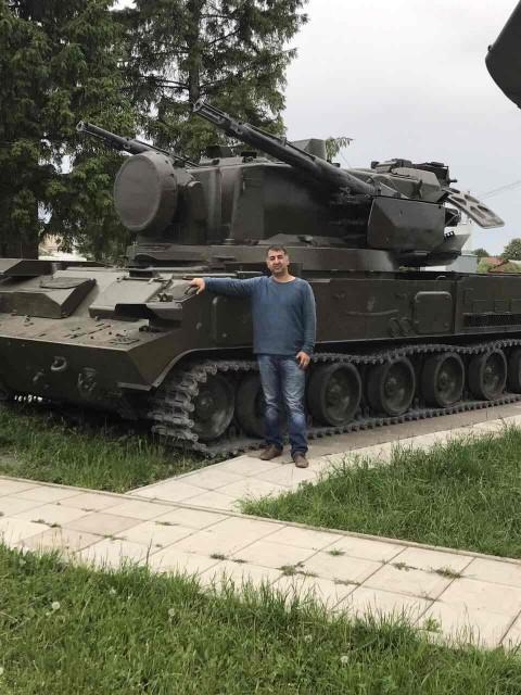 Ali, Россия, Ивантеевка, 46 лет