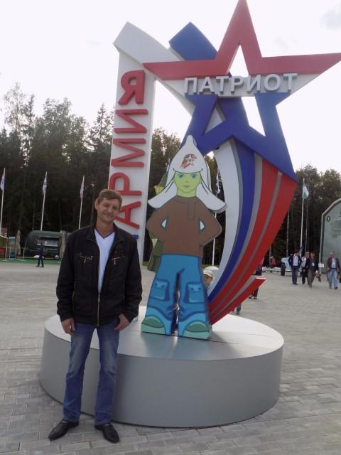 Николай Ионов, Россия, Клин, 42 года