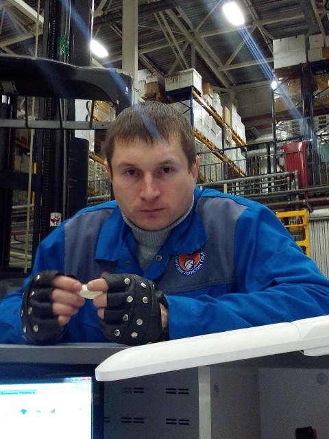 Александр, Россия, Истра, 35 лет