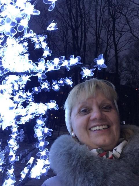 Надежда, Россия, Красногорск, 55 лет