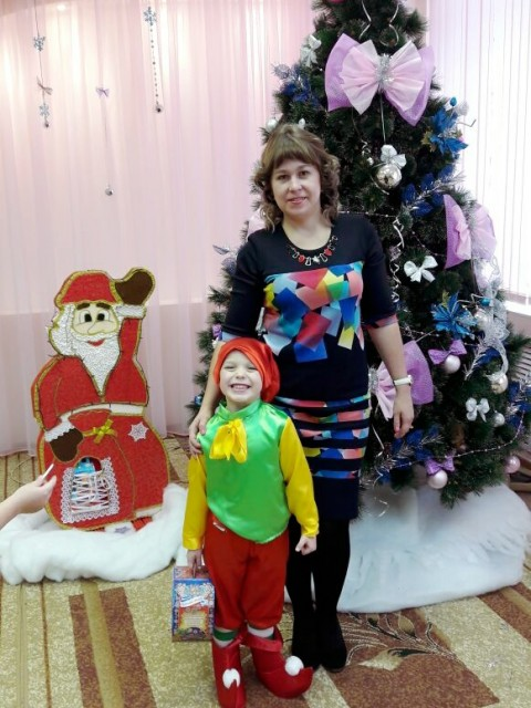Ольга, Россия, Тамбов, 35 лет