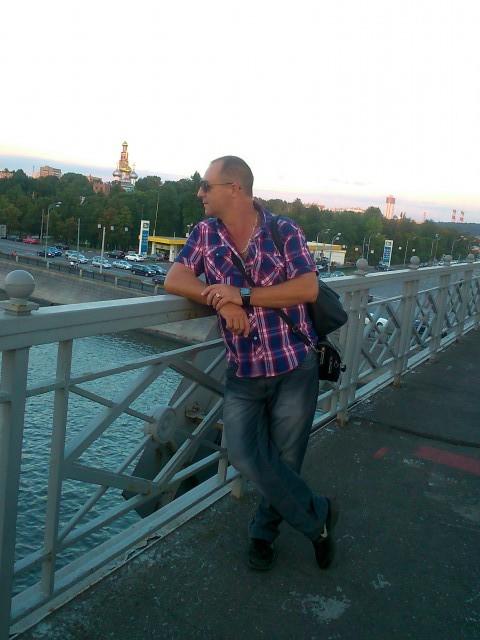 Андрей, Россия, Москва, 52 года