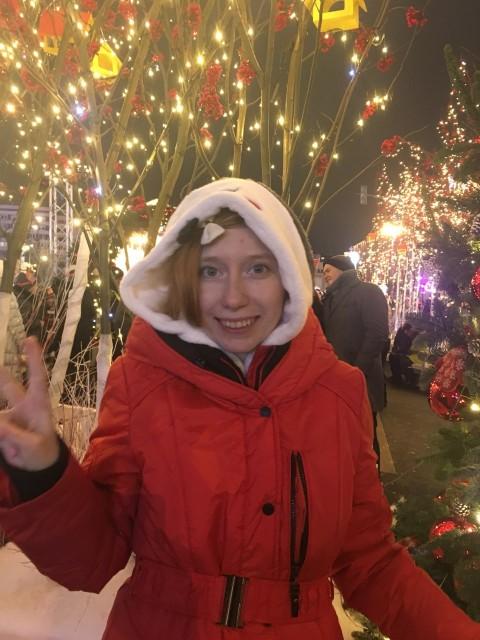 Юлия, Россия, Москва, 27 лет. Хочу найти Ищу сначала просто общения с парнем, советчиком, другом, а дальше как пойдет, сразу на серьезные отн