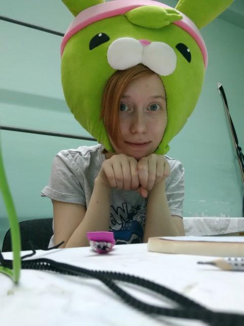 Юлия, Россия, Москва. Фото на сайте ГдеПапа.Ру