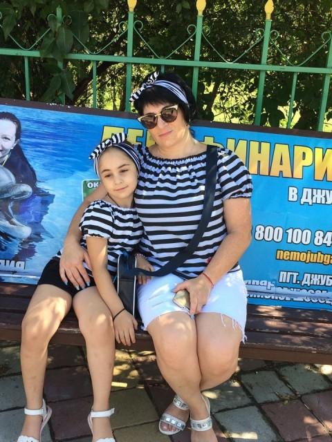 Альбина, Россия, Владикавказ, 47 лет