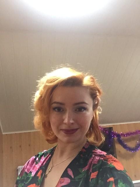 Екатерина, Россия, Орехово-Зуево, 39 лет