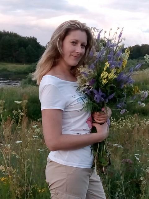 Полина, Россия, Дубна, 41 год