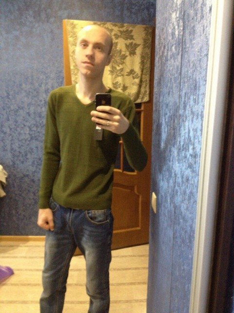 Дмитрий Смирнов, Россия, Родники, 25 лет
