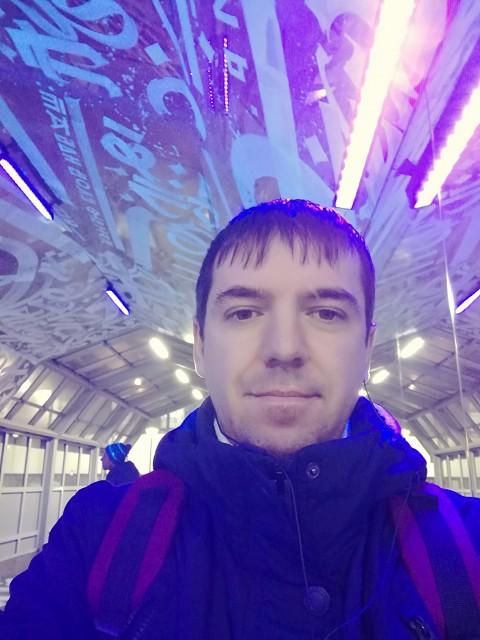 Александр, Россия, Электроугли, 37 лет