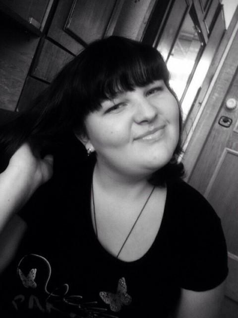 Ангелина, Россия, Орёл, 20 лет