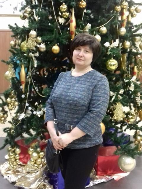 Елена, Россия, Петушки, 44 года