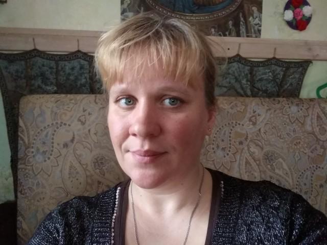 Полина, Россия, Сасово, 41 год