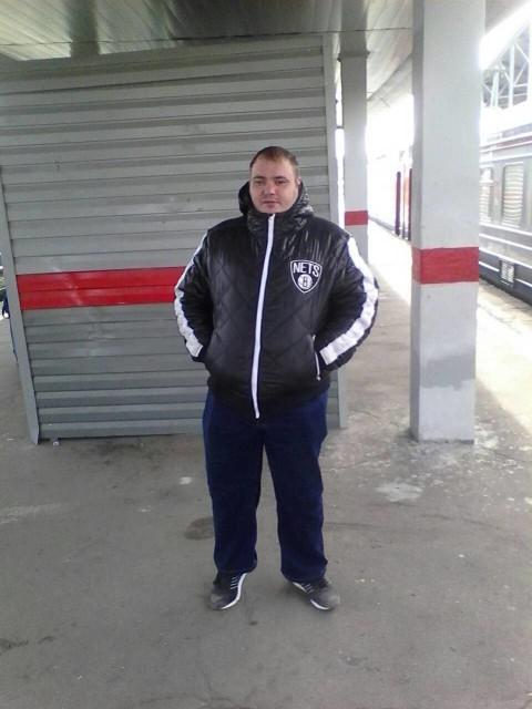 Сергей, Россия, Ногинск, 34 года