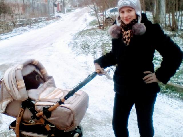 Счастливая, Россия, Керчь, 23 года, 1 ребенок. Хочу найти Надежного, обеспеченного, добого, мужчину  и ребенку нового папу
