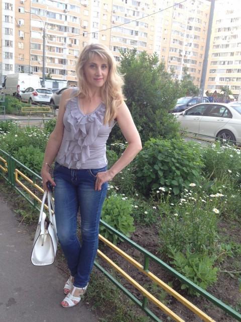 Татьяна, Россия, Москва, 47 лет