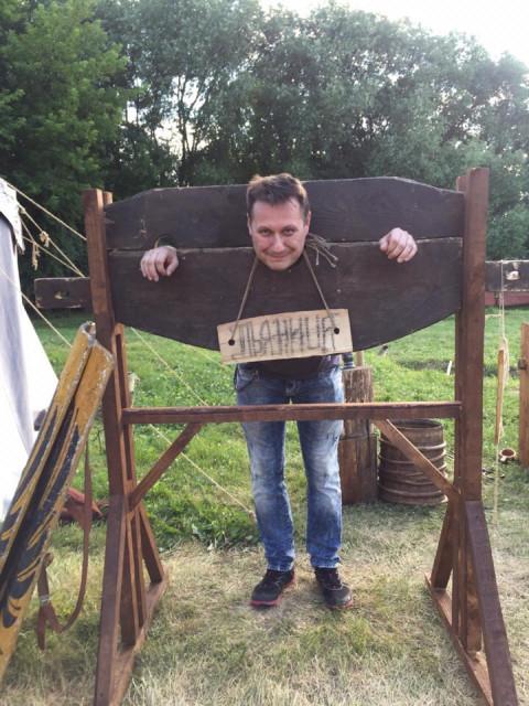 Игорь, Россия, Москва, 40 лет