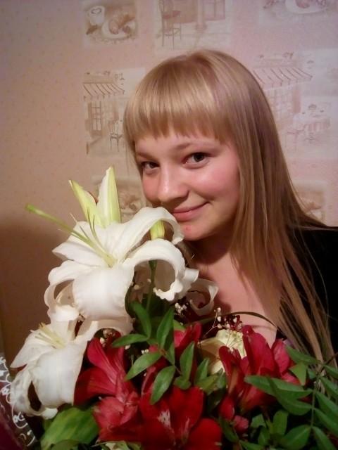 Оля, Россия, Уфа, 26 лет