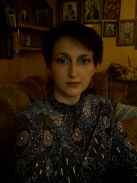 Мария, Россия, Орёл, 39 лет