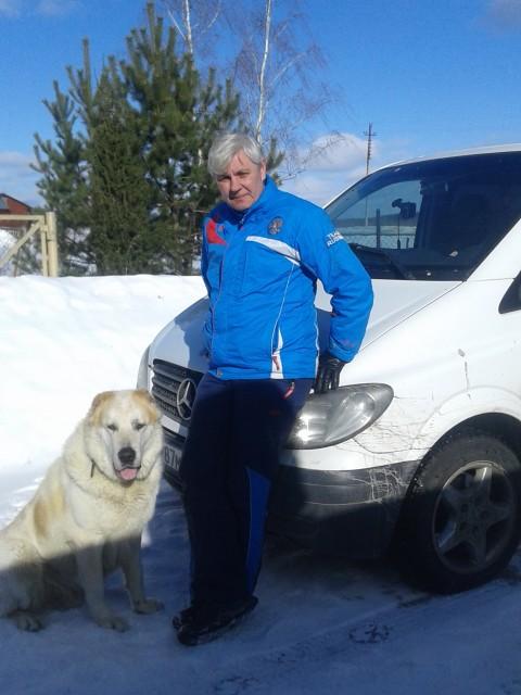 Сергей, Россия, Коломна, 58 лет