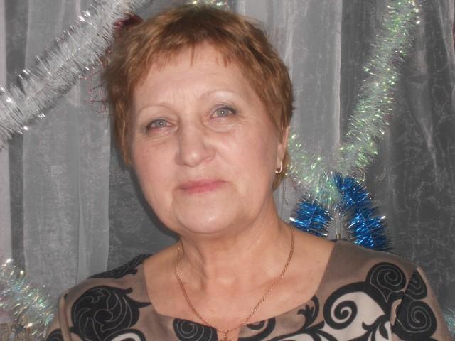 Галина, Россия, Бологое, 71 год