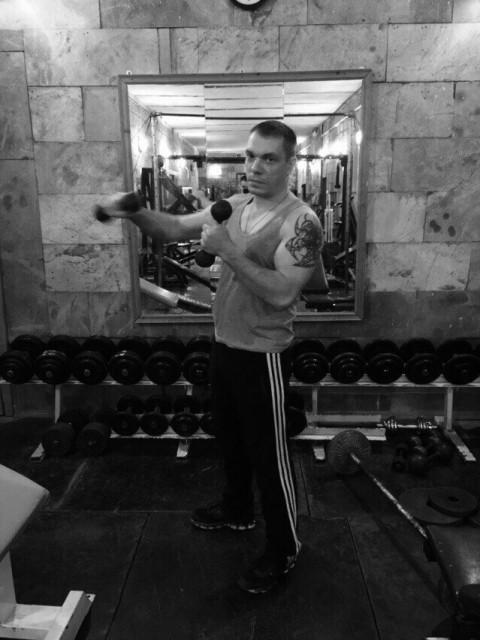 Андрей, Россия, Железнодорожный, 38 лет