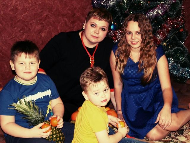 Валентина, Россия, Калуга, 35 лет