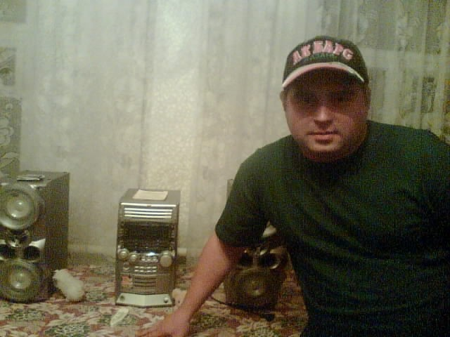 Сергей, Россия, Курганинск, 44 года
