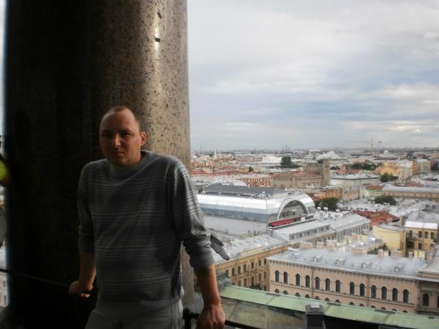 Леонид, Россия, Рыбинск, 40 лет