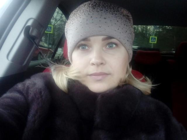 Лариса, Россия, Серебряные Пруды, 41 год