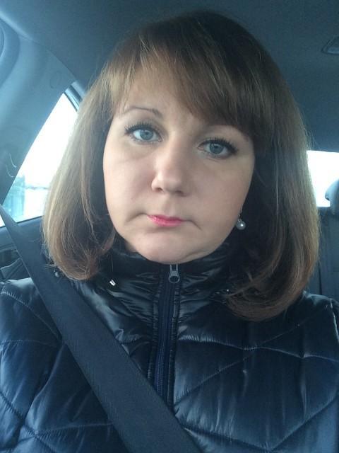 Алена, Россия, Чехов, 35 лет
