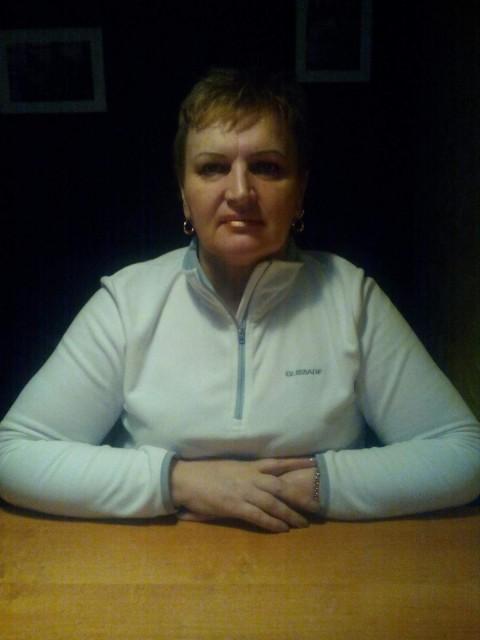 Светлана, Россия, Ухта, 56 лет
