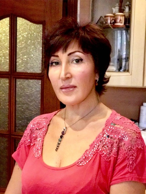 Лилия, Россия, Одинцово, 53 года
