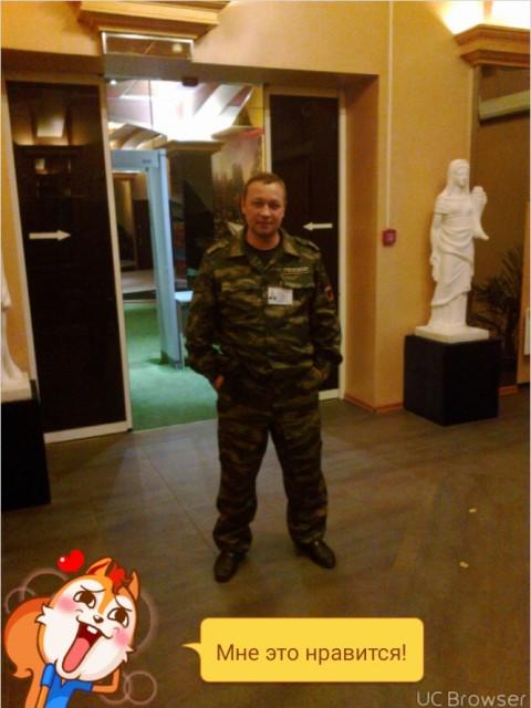 Роман, Россия, Орехово-Зуево, 43 года