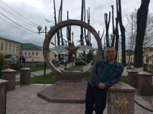 алексей, Россия, Можайск, 44 года