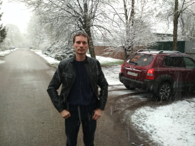 Максим, Россия, Дедовск, 38 лет