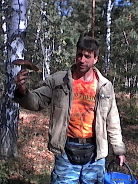 Дмитрий, Россия, Рассказово, 44 года