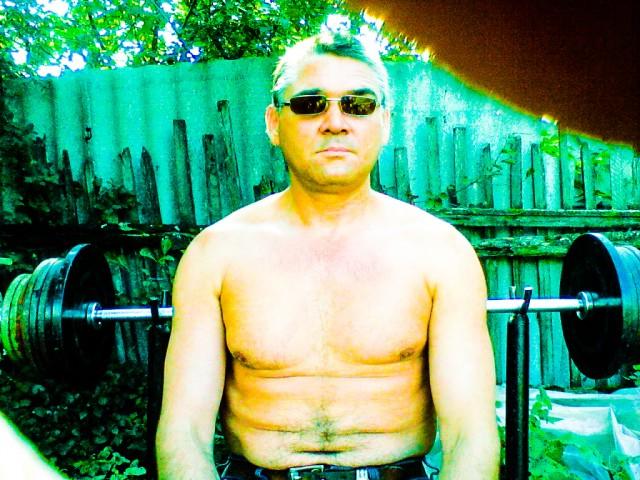 Олег Кудряков, Молдавия, Кишинёв, 51 год