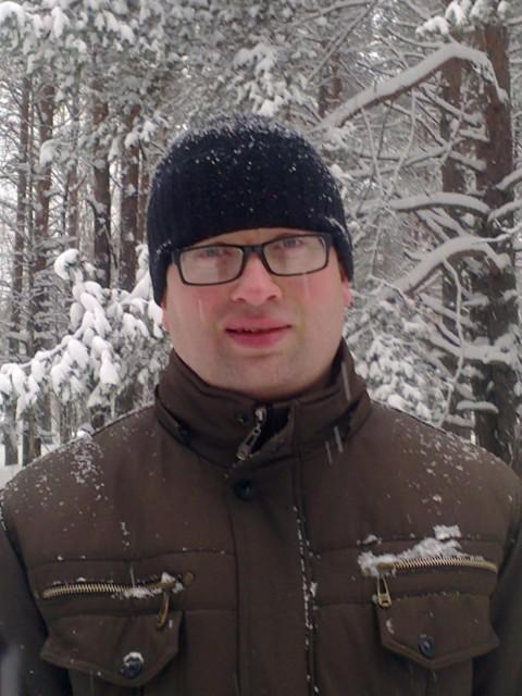 """Андрей Матвеев, Россия, ЗАТО """"Озёрный"""", 41 год"""