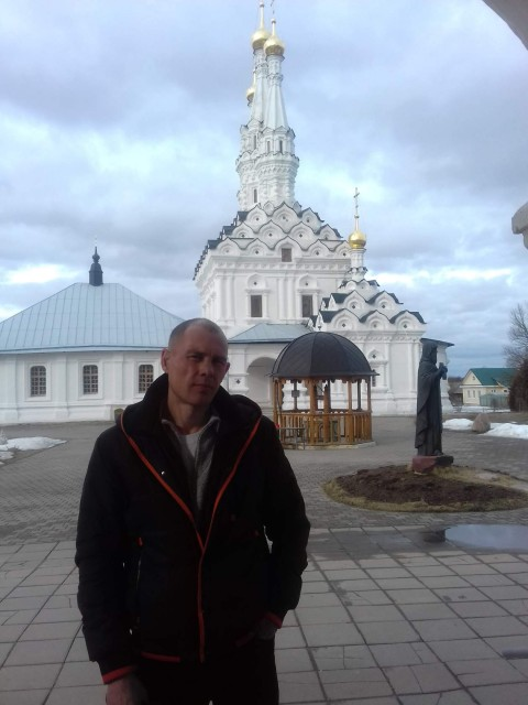 Валера, Россия, Голицыно, 41 год