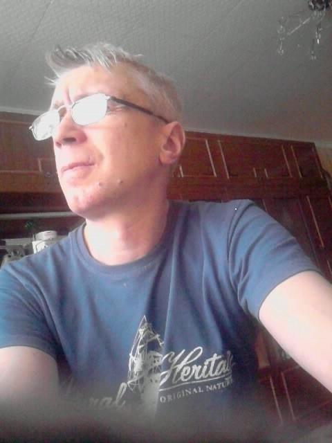 АЛЕКСЕЙ, Россия, Гусь-Хрустальный, 45 лет