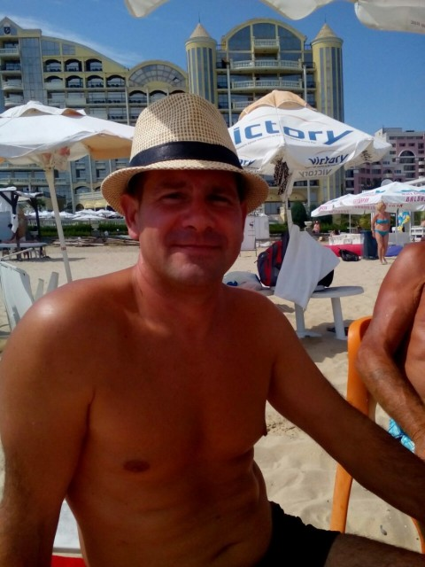 Николай, Болгария, Стара-Загора, 40 лет